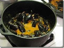 The mussels have the right idea.  I would totally take a bath in that, if it weren't 200-plus degrees, and it wouldn't result in my being eaten by other people.